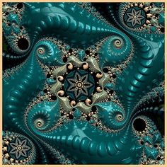 Fractal by Pam Blackstone