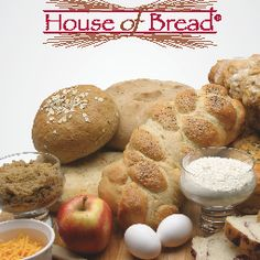House of Bread - The best bakery in San Luis Obispo, specializes in breads & pastries. We are dedicated to providing San Luis Obispo with the highest quality gourmet breads. Central California, California Coast, Best Bakery, Ya Novels, Bread, Breakfast, Food, Gourmet, Breakfast Cafe