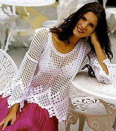 Пуловер | САМОБРАНОЧКА - сайт для рукодельниц, мастериц