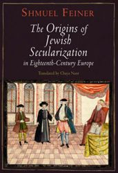 Why did European Jews begin to fall away from religion in the 18th century?