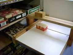 another photo of the soap cutter