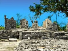 Ancient Culture/Mayan Ruins And Island Sightseeing in Cozumel, Mexico