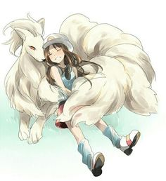 I played that Pokemon fighting game at someones house a long time ago and Ninetalees was my fav he was just really pretty Pokemon Gif, Ninetales Pokemon, Pokemon Fan Art, Pikachu, Pokemon Pictures, Catch Em All, Digimon, Chibi, Anime Art
