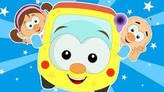 Hooplakidz Nursery Rhymes Wheels On The Bus Mommy And Baby S Special
