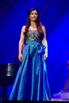Éabha McMahon of Celtic Woman