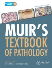 #Newbook! #Muir's Textbook of #Pathology, Fifteenth Edition by C. Simon Herrington - #CRCPress Book