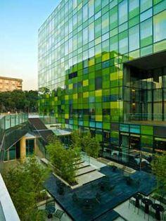 Opposite House : Beijing China : Kengo Kumo