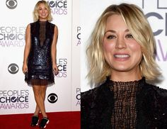 Kaley Cuoco Manning Cartell - 2016 People's Choice Awards