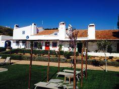 Cru com pinta @ Casas de Juromenha na margem do Guadiana - Portugal / Alentejo.