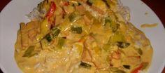 Kasslergryta med curry