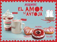 Hoy es #bluemonday, que no te afecte, ¡mejor alégrate con unas deliciosas donas de Krispy Kreme Mexico! <3