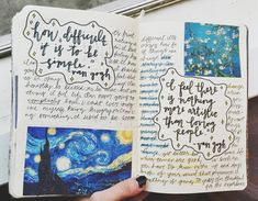 Mrs.B.is.art.journaling — thejournalclub: @florallart ✨