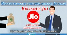 How to recharge old Jio tariff plans which were available before 6 Dec, old Jio plans can still be used, avail benefit of cheap Old Reliance Jio recharge Windows Programs, Computer Problems, Android Hacks, Lets Do It, Being Used, Saving Money, Tech, How To Plan, Tecnologia