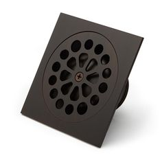 Drew Brass Floor Drain - Oil Rubbed Bronze
