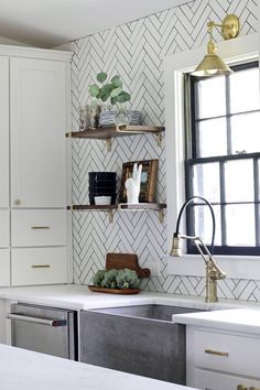 herringbone using rectangular tiles