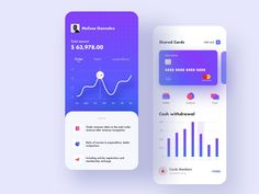 fund management designed by xiucai. Connect with them on Dribbble; App Ui Design, Mobile App Design, User Interface Design, Diy Design, Fund Management, App Design Inspiration, Mobile App Ui, Screen Design, Interactive Design