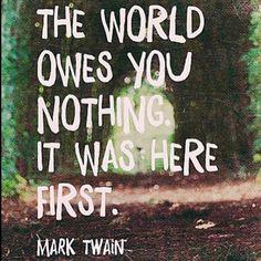 TRUE. #greenplanet by green_planet_peace