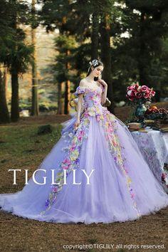 color dress (c158) – TIGLILY