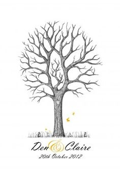 As fetaured in You & Your Wedding and Brides Magazines. Whether you are celebrating a wedding, christening, birthday or anniversary, retirement or baby shower, a Fingerprint Tree creates not only a great talking point at your celebration, but a