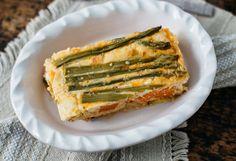 Zucchini and sweet potato vegetable slice recipe - 9kitchen