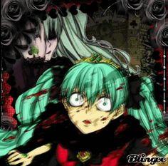{{ Miku Hatsune}}- ♣Alice Human sacrifice♣