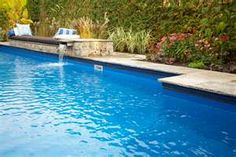 Extensive pool replastering jobs are costly, though there are a few lower-cost pool plaster substitutes available. Pool Warmer, Blue Haven Pools, Small Backyard Pools, Backyard Ideas, Small Backyards, Indoor Pools, Pool Decks, Garden Ideas, Pool Cost