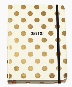 A Planner to Have & To Hold - Kate Spade