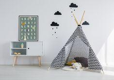 Mamo Tato Tipi Maroko Czarne Biały - Ceny i opinie - Ceneo. Nursery Prints, Nursery Art, Wall Prints, Nursery Decor, Wall Decor, Babies Nursery, Kids Room Art, Art For Kids, Scandinavian Kids