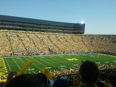 The Big House, University of Michigan
