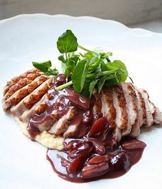 Duck breasts