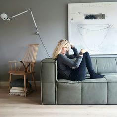 Sofa Design, Design Ideas, House Design, Living Room, Interior, Home, Indoor, Ad Home, Home Living Room