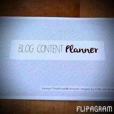 ▶ #flipagram-Film abspielen Blog Content Planner #download on www.emiliaunddiedetektive.de - http://flipagram.com/f/VOr0KRkzhl