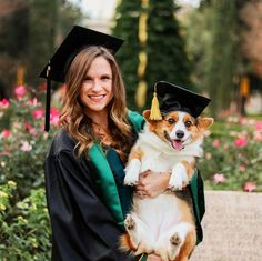Dogs and Baylor grad