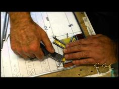 FRANCE VITRAIL INTERNATIONAL : Stained glass dome in progress - Assembly - YouTube