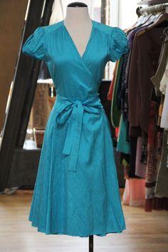 Calypso, Beautiful raw silk!
