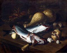 Giacomo Ceruti, Natura morta con pesci