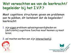 Achtergrond en betekenis van het Instrumenteel Verrijkingsprogramma van Feuerstein met een vertaling naar de Nederlandse Cultuur, zorg en onderwijs.