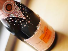 """A whole new meaning to """"sparkling wine""""!"""