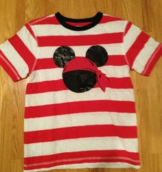 Disney Cruise - pirate night shirt #disneyside