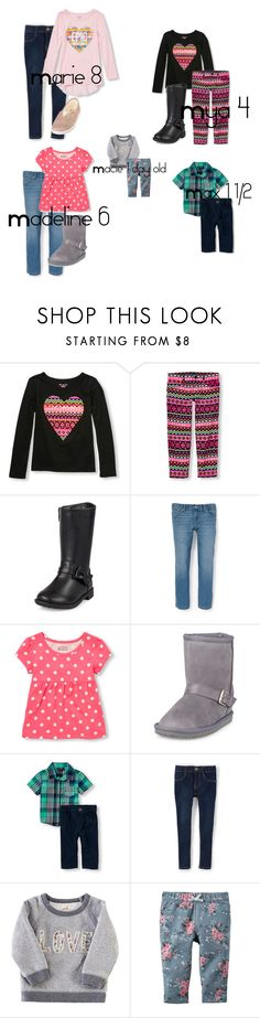 """""""Welcome to the family Macie"""" by haileyvontz ❤ liked on Polyvore featuring Ryder and Merida"""
