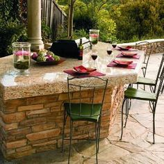 Tips And Ideas On Outdoor Entertainment Area Design Landscaping Pinterest Yards
