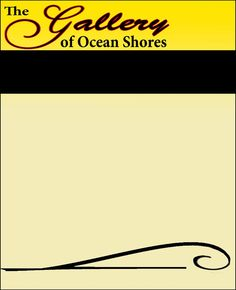The Gallery of Ocean Shores Ocean Shores, Company Logo, Logos, Gallery, Movie Posters, Photography, Photograph, Roof Rack, Logo