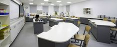 Headington School has invested in enhancing their facilities and as part of the refurbishment works, the school were looking to modernise the existing labs.