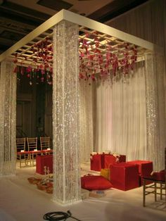Eventscapes chuppah love the floral in the lucite sleek modern square wedding stage decoration ideas weddings eve 28 best free home design idea inspiration junglespirit Images