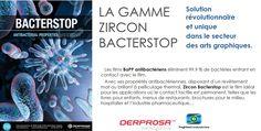 La gamme #Zircon_Bacterstop  de #Derprosa : films #BoPP  #antibactériens qui éliminent 99.9% de bactéries entrant en contact avec le film. Zircon #Bacterstop est le film idéal pour les applications où le contact tactile est permanent, telles que les #livres_pour_enfants, #menus_de_restaurants, brochures pour le milieu #hospitalier et l' #industrie_pharmaceutique ... La video : http://bit.ly/1QnLTR6