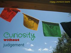 Happy Whimsical Hearts: A parenting mantra