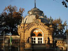 Romanov Palace in Tashkent, Uzbekistan
