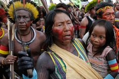 Native Brazilians