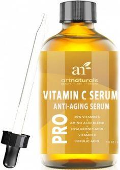 ArtNaturals Vitamin C Serum with Hyaluronic Acid 30ml