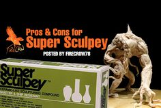 Review on Super Sculpey